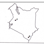 KCSE Geography Paper 2 - Kabarak High School Mock 2015