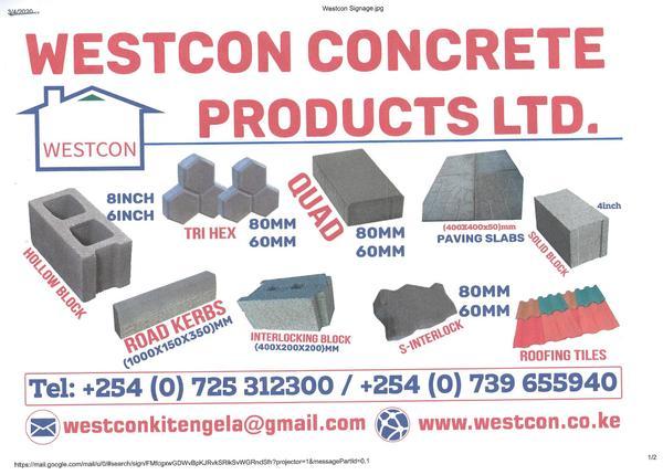 Westcon Concrete Products Ltd